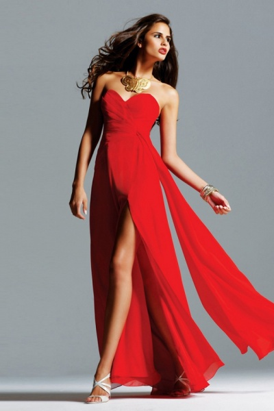 Wonderful-Floor-Length-Sweetheart-Red-Chiffon-Slit-Evening-Dress-E1005-640x960