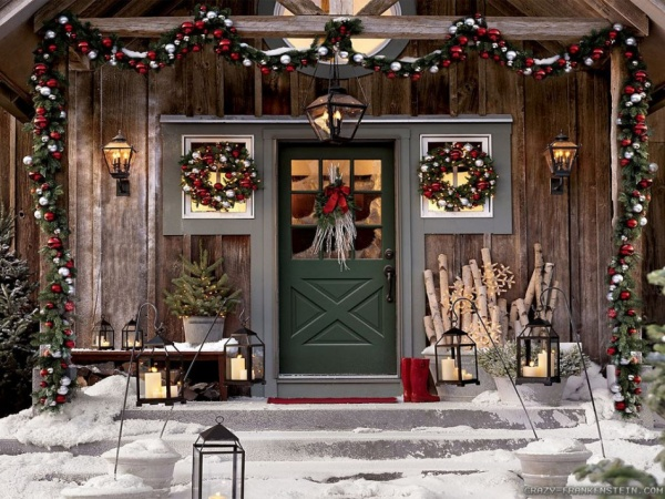 exterior-christmas-decoration-ideas-on-the-front